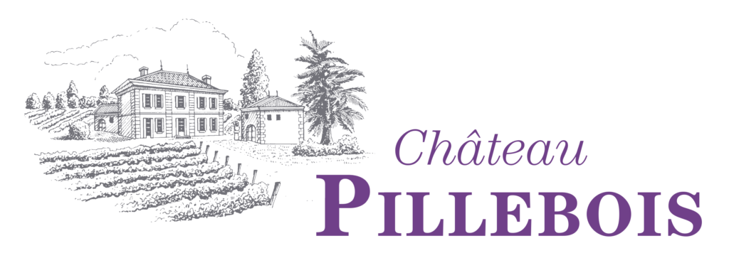logo du château pillebois en fond transparent