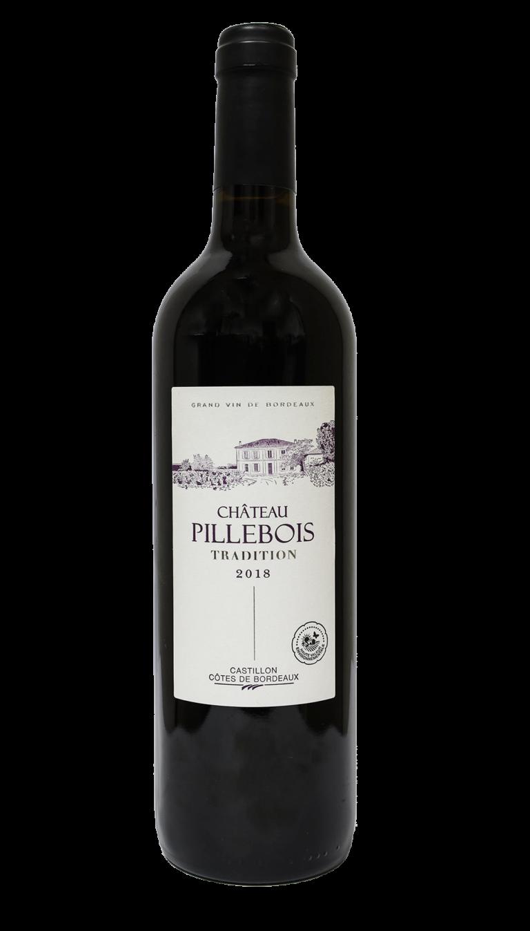 vins du château pillebois